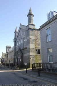 Crown Terrace Methodist Church, Aberdeen
