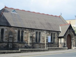 Kirkcaldy church