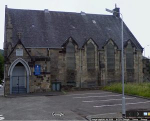 old Methodist Church, Kilsyth