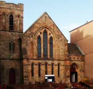Partick Methodist Church