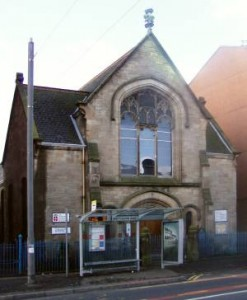 Trinity Methodist Church, Shettleston