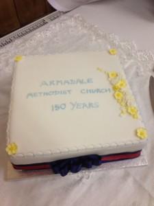 Armadale Methodist Church 150 Years