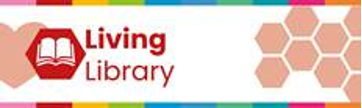 Living library logo