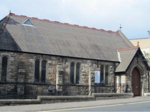 Kirkcaldy church