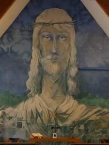 Rosyth Methodist Church Mural