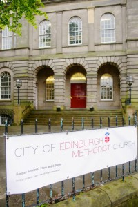 City of Edinburgh Methodist Church, 25 Nicolson Square
