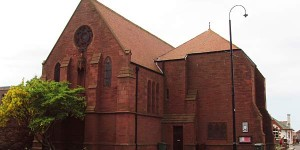 St Anne's, Dunbar, Westgate