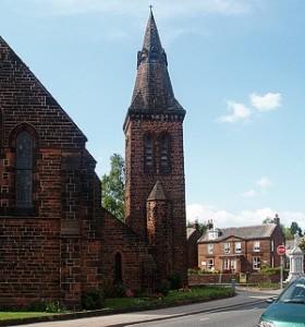 Dumfries St John's Church