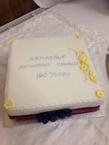 Armadale Methodist Church 150 Years