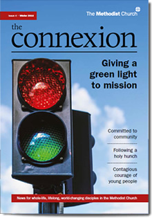 the connexion magazine issue 4 front cover