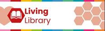 Living library logo
