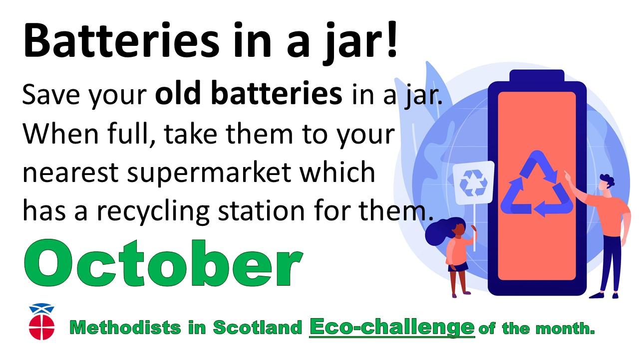 October Eco-challenge